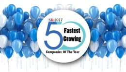 Named Among 50 Fastest Growing Companies of 2017